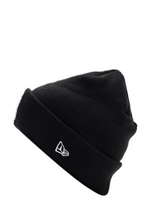 Шапка New Era SM SEASONAL CUFF CORE NEYYAN. Цвет: черный