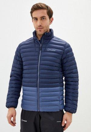 Куртка утепленная Berghaus SERAL SYN IN JKT. Цвет: синий