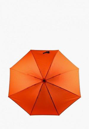 Зонт-трость Swims Umbrella Long. Цвет: оранжевый
