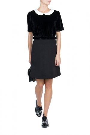 Платье BRIGITTE BARDOT. Цвет: черный