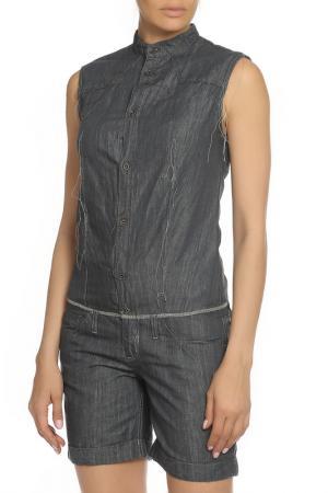 Комбинезон CNC Costume National C'N'C. Цвет: серый