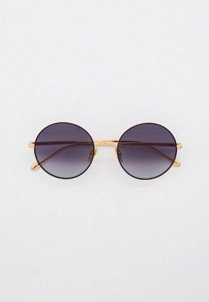 Очки солнцезащитные Isabel Marant IM 0016/S 2M2. Цвет: золотой