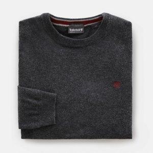 Свитера Cohas Brook Merino Crew Sweater Timberland. Цвет: темно-серый
