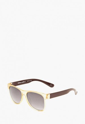 Очки солнцезащитные MR. Цвет: желтый
