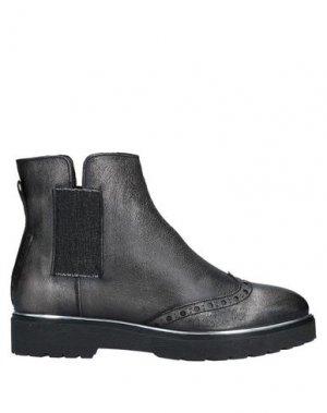 Полусапоги и высокие ботинки FANTASY. Цвет: серый
