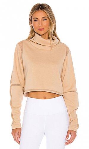 Пуловер advance alo. Цвет: цвет загара