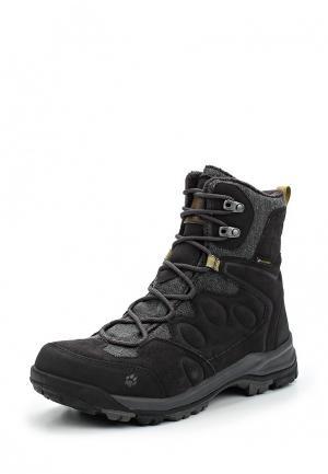 Ботинки трекинговые Jack Wolfskin THUNDER BAY TEXAPORE HIGH M. Цвет: серый