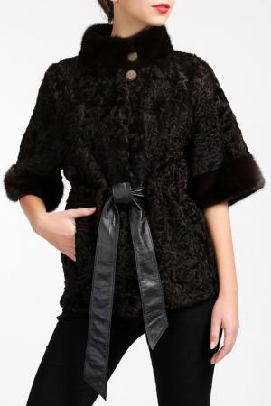 Куртка Manakas. Цвет: коричневый