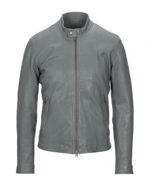 Куртка BOMBOOGIE. Цвет: свинцово-серый