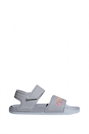 Сандалии Adilette Sandal adidas. Цвет: серый