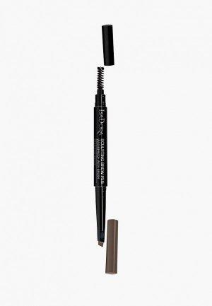 Карандаш для бровей Isadora Brow Pen 82 0,2гр. Цвет: коричневый