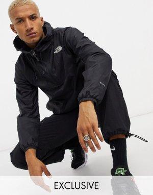 Черная куртка-анорак Wind Anorak эксклюзивно для ASOS-Черный цвет The North Face