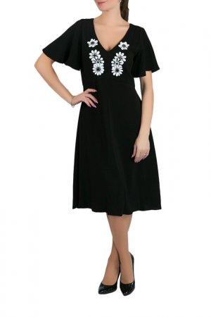 Платье Beatrice. B. Цвет: черный
