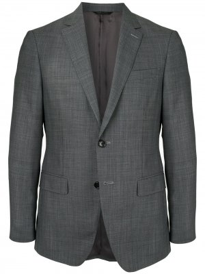 Durban костюм с однобортным пиджаком D'urban. Цвет: синий