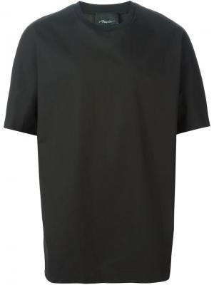 Футболки и жилеты 3.1 Phillip Lim. Цвет: чёрный