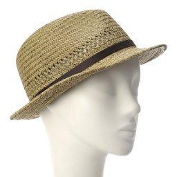 Шляпа N692/CYRIL бежево-зеленый COUSTILLERES