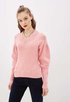 Пуловер Diesel. Цвет: розовый
