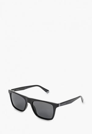 Очки солнцезащитные Polaroid PLD 6110/S 807. Цвет: черный