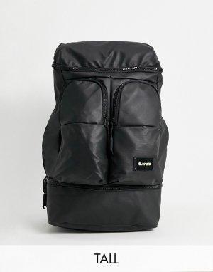 Черный рюкзак Colmar-Черный цвет Hi-Tec