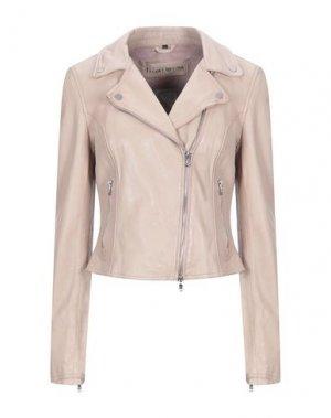 Куртка FREAKY NATION. Цвет: розовый