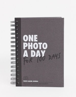 Ежедневник формата a5 с местом под фотографию Typo-Мульти TYPO