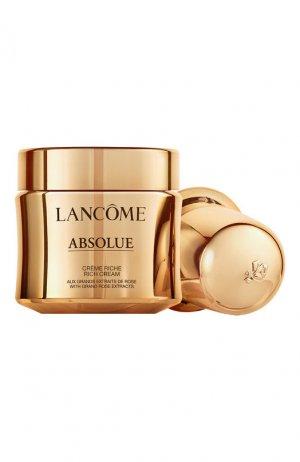 Сменный блок восстанавливающего насыщенного крема для сияния кожи Lancome. Цвет: бесцветный