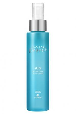 Спрей-блеск для волос Caviar Resort SUN Reflection Shine Spray, 125 ml Alterna. Цвет: без цвета