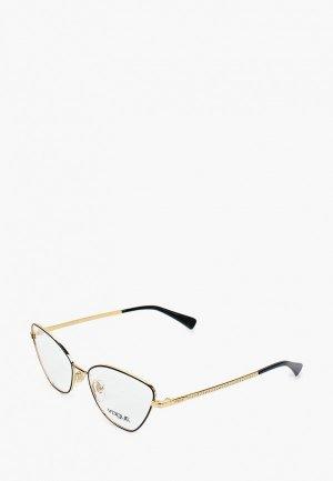 Оправа Vogue® Eyewear 0VO4142B 280. Цвет: золотой