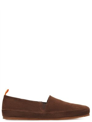 Лоферы MULO. Цвет: коричневый