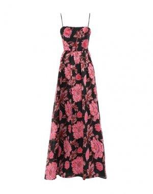 Длинное платье BLACK HALO EVE by LAUREL BERMAN. Цвет: розовый