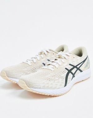 Белые кроссовки Running Gel-DS-Белый Asics
