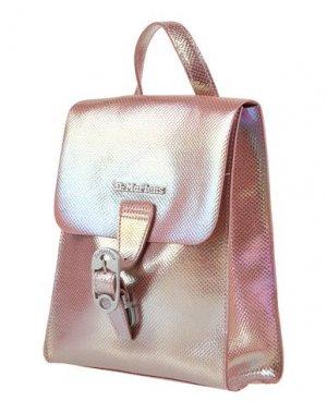 Рюкзаки и сумки на пояс DR. MARTENS. Цвет: розовый