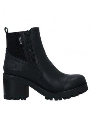 Полусапоги и высокие ботинки DOCKERS by GERLI. Цвет: черный