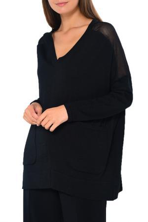 Пуловер Caterina Leman. Цвет: черный