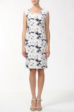 Платье Orsan. Цвет: белый