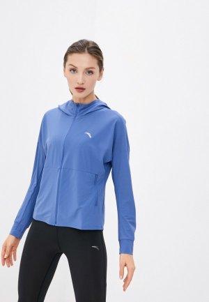 Олимпийка Anta Running Professional. Цвет: синий