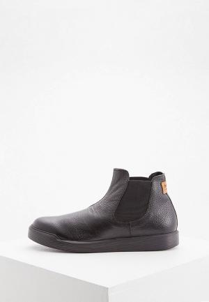 Ботинки Botticelli. Цвет: черный