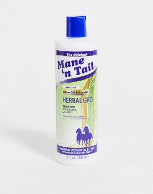 Шампунь Herbal Gro, 355 мл-Бесцветный Mane n Tail