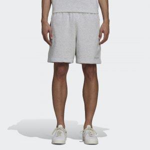 Шорты Pharrell Williams Basics Originals adidas. Цвет: серый