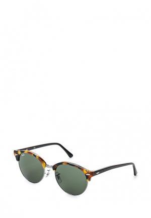 Очки солнцезащитные Ray-Ban® RB4246 1157. Цвет: разноцветный
