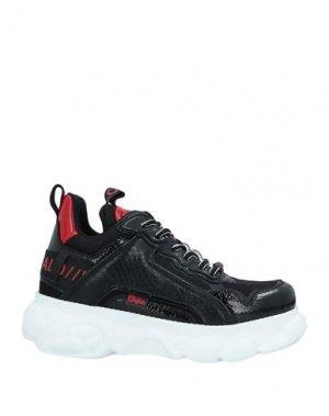 Кеды и кроссовки BUFFALO. Цвет: черный