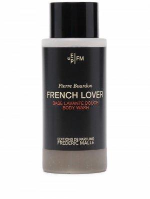 Парфюмированный гель для душа French Lover Frederic Malle. Цвет: черный