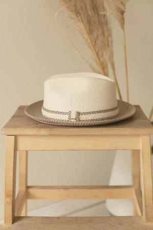 Шляпа BAILEY. Цвет: кремово-бежевый