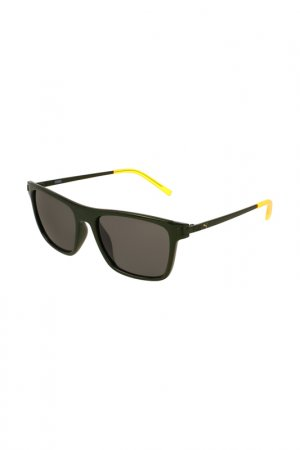 Очки солнцезащитные Puma. Цвет: 001