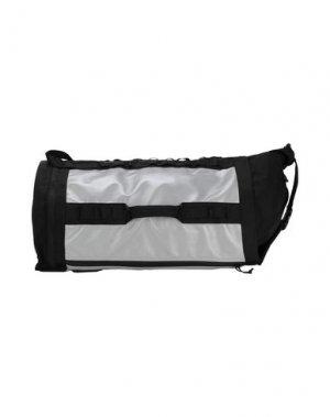 Рюкзаки и сумки на пояс THE NORTH FACE. Цвет: светло-серый