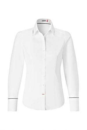 Рубашка Vincenzo Boretti. Цвет: белый