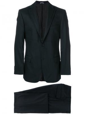 Формальный костюм-двойка Karl Lagerfeld. Цвет: чёрный