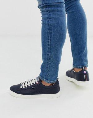 Темно-синие классические кроссовки -Темно-синий Lambretta