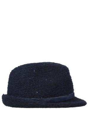 Шляпа с пайетками JACOB COHEN