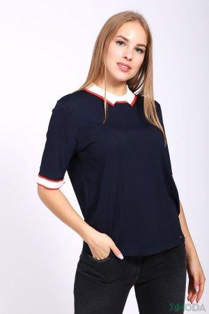 Пуловер Cinque. Цвет: синий